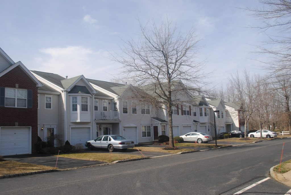 Townhouses for sale in Country Village Howell