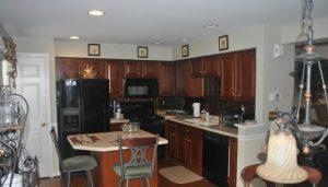 Cedar Glen Howell kitchens
